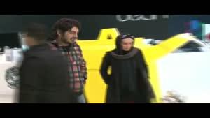 حضور نیما شاهرخ شاهی و سحر قریشی در سیتی سنتر