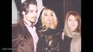 زوج سوپر مدل ایرانی , الناز گلرخ و حمید فدایی!