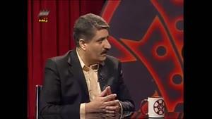 حضور مهدی پاکدل در برنامه ی زنده ی هفت