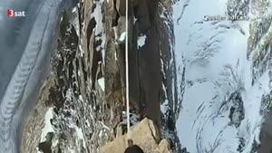 اسلک لاین در ارتفاع قله ها