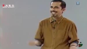 طنز زیبای جواد رضویان در خندوانه