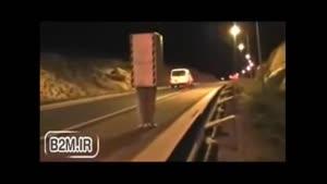 دوربین کنترل سرعت تقلبی :)