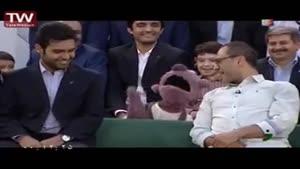 فلوت زدن جناب خان