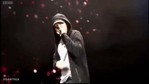 کنسرت Eminem و Rihanna