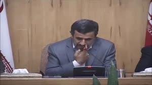 تقدیر احمدینژاد از اعضای تیم ملی فوتبال