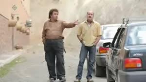 کلیپ خنده دار بامزه ترین راننده تاکسی