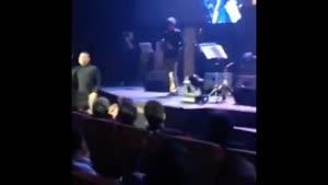 حضور آرمین۲afm در کنسرت مرتضی پاشایی