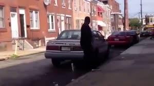 درگیری با ماشین!!!