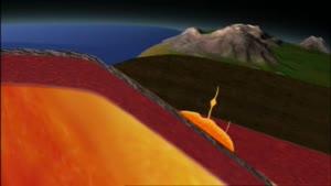آتشفشان چطور ایجاد می شود؟