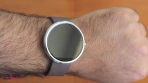 بررسی کامل ساعت هوشمند موتو۳۶۰