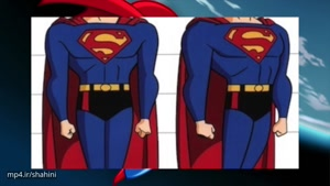 انیمیشن سوپر من قسمت هشتم