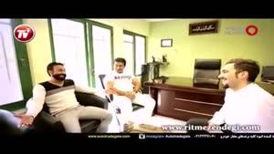 دوربین مخفی خنده دار با دی جی حسین فسنقری! - Part ۱