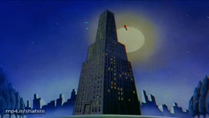 Fleischer studios Superman cartoons: The Magnetic Telescope