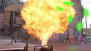 Power Rangers in Space - Teenage Mutant Ninja Turtles Crossover