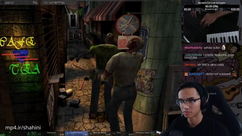 داستان کامل بازی Resident Evil 3 - Nemesis به روش سرعتی بازی کردن