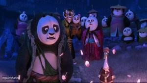 Kung Fu Panda ۳ (۲۰۱۶) - Last Duel Scene