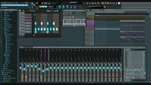 آموزش ساخت ریتم ۶*۸ در fl studio