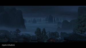 Kung Fu Panda Tigress bridge fight scene