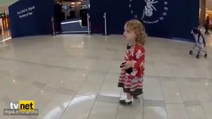 عکس العمل غیر قابل باور دختر آمریکایی در اثر شنیدن صدای اذان