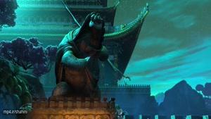انیمیشن ۴  Kung Fu Panda پاندای کونگ فو کار ۴
