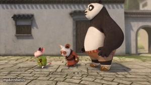 انیمیشن پاندا کونگ فو کار قسمت سوم