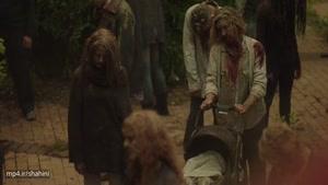فیلم سینمایی The Girl With All The Gifts  Zombie ۲۰۱۷ +زیر نویس فارسی
