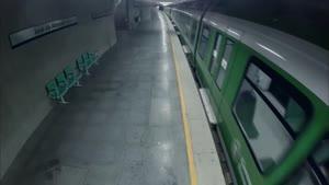 دوربین مخفی بی نهایت ترسناک و وحشتناک زامبی ها در مترو وای ترکیدم از خنده