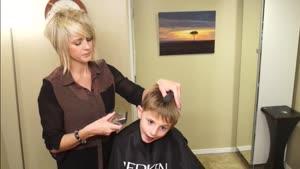 آموزش کوتاه کردن مو مدل آلمانی