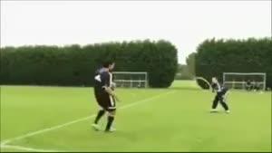 دقیقترین شوت تاریخ فوتبال