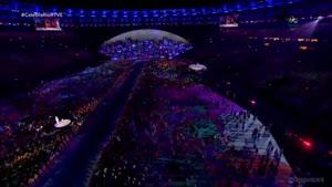 مراسم افتتاحیه جذاب المپیک ریو ۲۰۱۶ - بخش ۷