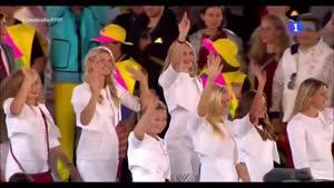 مراسم افتتاحیه جذاب المپیک ریو ۲۰۱۶- بخش ۴