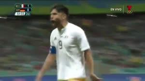 مکزیک ۲ - ۲ آلمان ( المپیک ریو ۲۰۱۶ )