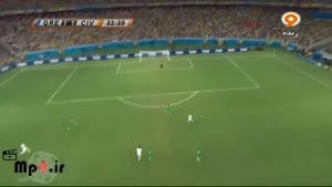 ساحل عاج ۱ - ۲ یونان