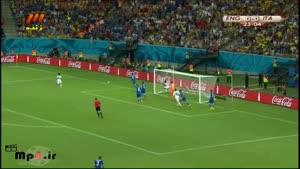 ایتالیا ۲ - ۱ انگلیس