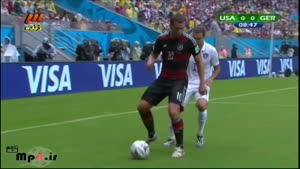 آلمان ۱ - ۰ آمریکا