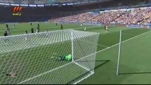 آلمان ۱ - ۰ فرانسه