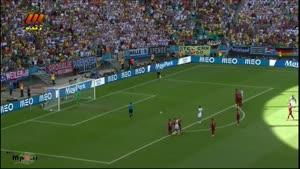 آلمان ۴ - ۰ پرتغال