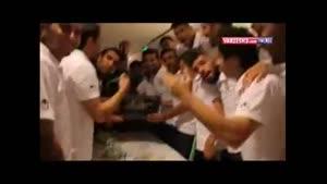 اخرین وضعیت تیم ملی فوتبال در برزیل