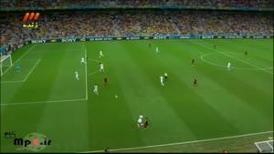 روسیه ۱ - ۱ الجزایر