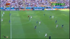 آلمان ۱ - ۰ آرژانتین (فینال)