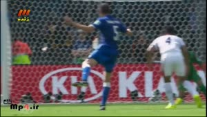 ایتالیا ۰ - ۱ کاستاریکا