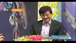 گفتگو با داور پرافتخار ایرانی؛علیرضا فغانی