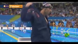 مایکل فلپس؛ مرد تکرارنشدنی شنای جهان