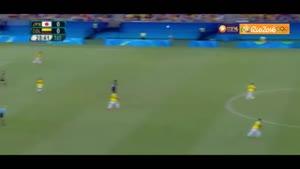 خلاصه بازی ژاپن ۲-۲ کلمبیا