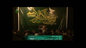 جلسات مشهد حاج منصور در ماه رجب ۱۳۹۳