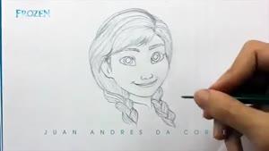 نقاشی انا