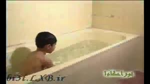 آموزش غسل ارتماسی