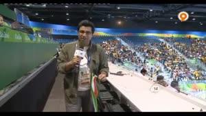 حواشی والیبال نشسته و رقابت با چین