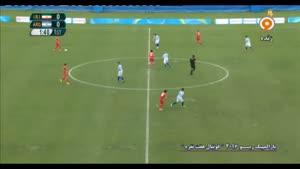 ایران ۳ - ۱ آرژانتین