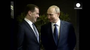 مراسم رسمی افتتاحیه مسابقات پارالمپیک سوچی، جمعه شب با حضور ولادیمیر پوتین رئیس جمهوری و دیمیتری مد